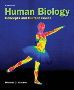 Test Bank for Human Biology Concepts and Current Issues, 7th Edition : Johnson