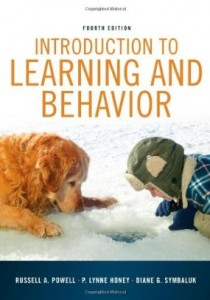 Test Bank for Introduction to Learning and Behavior, 4th Edition : Powell