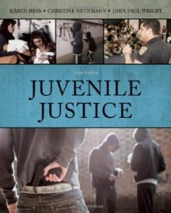 Test Bank for Juvenile Justice, 6th Edition : Hess