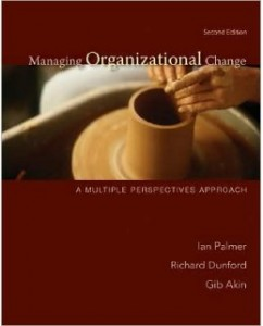 Test Bank for Managing Organizational Change, 2nd Edition: Ian Palmer
