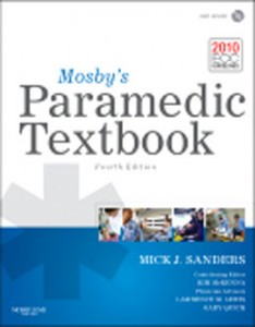 Test Bank for Mosbys Paramedic Textbook, 4th Edition: Sanders