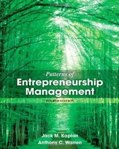 Test Bank for Patterns of Entrepreneurship Management 4th Edition Jack M Kaplan