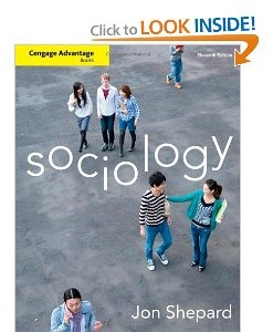 Test Bank for Sociology, 11th Edition : Shepard