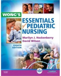 Test Bank for Wong's Essentials of Pediatric Nursing, 8th Edition: Marilyn J. Hockenberry