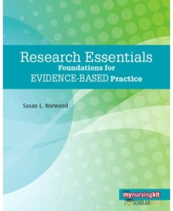 Test Bank for Research Essentials: Foundations for Evidence-Based Practice : 0135134102