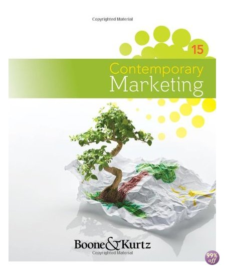 Test Bank for Contemporary Marketing 15th Edition by Boone