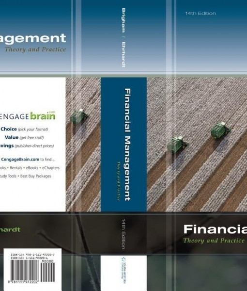 Financial Management Theory and Practice Brigham 14th Edition Solutions Manual