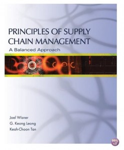 Test Bank for Principles of Supply Chain Management A Balanced Approach 3rd Edition by Wisner