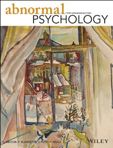 Test Bank for Abnormal Psychology 5th Edition Gerald C Davison