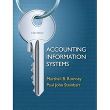 Accounting Information Systems Romney Steinbart 12th Edition Test Bank