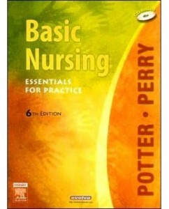 Test Bank for Basic Nursing, 6th Edition: Patricia A. Potter