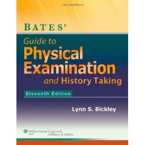 Test Bank for Bates Guide to Physical Examination and History Taking, 11th Edition : Bickley