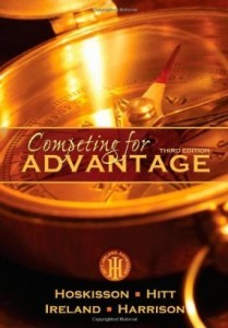 Test Bank for Competing for Advantage, 3rd Edition : Hoskisson