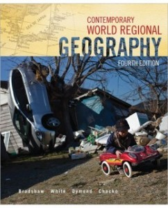 Test Bank for Contemporary World Regional Geography, 4th Edition: Michael Bradshaw