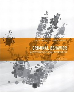 Test Bank for Criminal Behavior A Psychological Approach 10th Edition Curt R Bartol