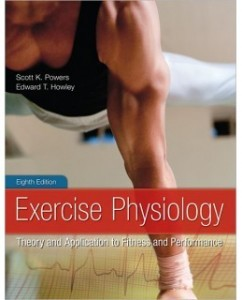 Test Bank for Exercise Physiology, 8th Edition: Scott Powers