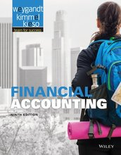 Financial Accounting Weygandt 9th Edition Test Bank