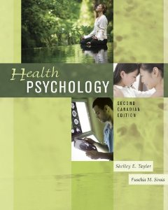 Test Bank for Health Psychology, 2nd Canadian Edition : Taylor