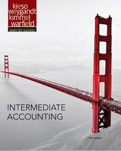 Intermediate Accounting Kieso 15th Edition Test Bank