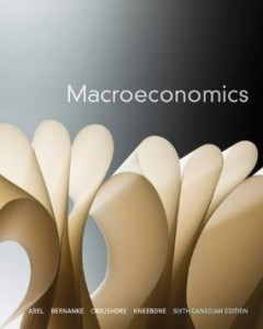 Test Bank for Macroeconomics, 6th Canadian Edition : Abel