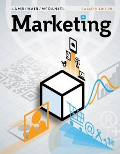 Test Bank for Marketing, 12th Edition : Lamb