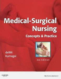 Medical Surgical Nursing Concepts and Practice 2nd Edition by Susan deWit Kumagai Test Bank
