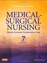 Medical-Surgical Nursing Patient-Centered Collaborative Care Ignatavicius 7th Edition Test Bank