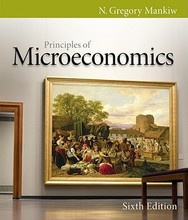Principles of Microeconomics Mankiw 6th Edition Test Bank