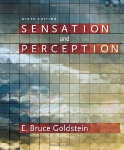 Test Bank for Sensation and Perception, 9th Edition : Goldstein