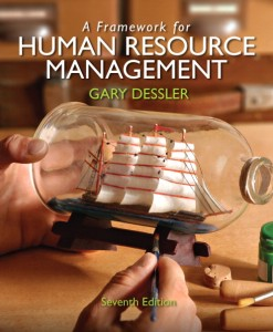 Test Bank for A Framework for Human Resource Management 7th Edition by Dessler