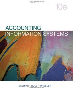 Accounting Information System Gelinas Gelinas 10th Edition Test Bank
