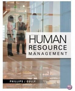 Test Bank for Human Resource Management 1st Edition by Phillips