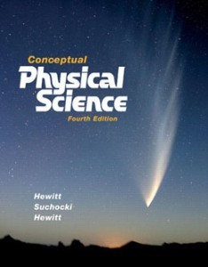Test Bank for Conceptual Physical Science, 4th Edition: Hewitt
