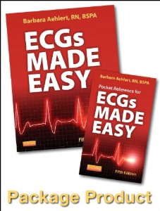 Test Bank for ECGs Made Easy, 5th Edition : Aehlert