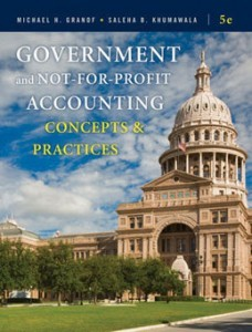 Test Bank for Government and Not for Profit Accounting Concepts and Practices, 5th Edition: Granof