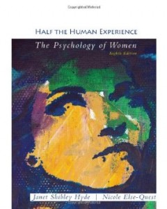 Test Bank for Half the Human Experience The Psychology of Women 8th Edition : Hyde