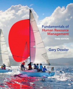 Test Bank for Fundamentals of Human Resource Management 3rd Edition by Dessler