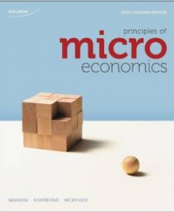 Test Bank for Principles of Microeconomics 6th Edition Canadian Gregory Mankiw Download