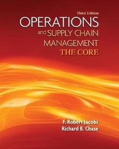 Solution manual for Operations and supply Management The Core Jacobs Chase 3rd edition