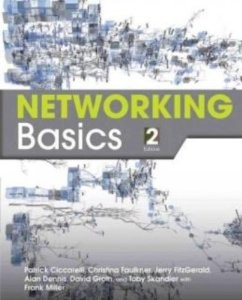 Test Bank for Introduction to Networking Basics 2nd Edition Patrick Ciccarelli Download