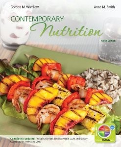 Test Bank for Contemporary Nutrition 9th Edition Gordon Wardlaw Download