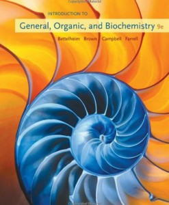 2009 Introduction to General, Organic and Biochemistry, 9th Edition Test Bank