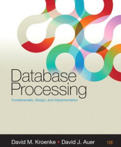 Test Bank for Database Processing, 12th Edition: Kroenke Download