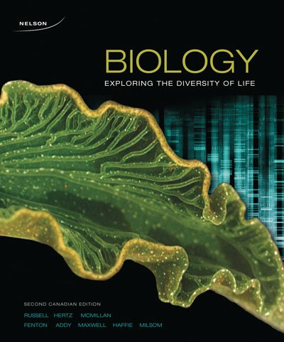 Biology: Exploring the Diversity of Life, 2nd Edition TEST BANK