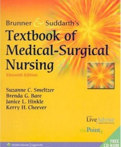 Brunner and Suddarth's Textbook of Medical-Surgical Nursing, 11th Edition