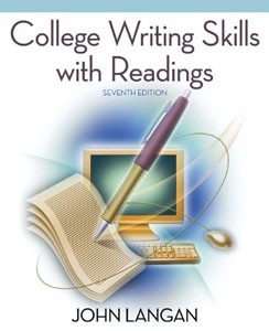 Test Bank For College Writing Skills with Readings, 7 edition: John Langan