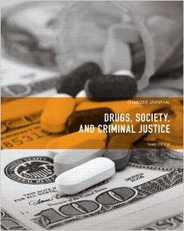 Test Bank for Drugs Society and Criminal Justice 3rd Edition Charles F Levinthal Download