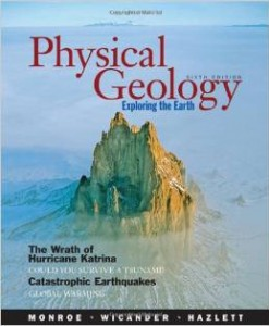 Test Bank for Physical Geology Exploring the Earth 6th Edition James S Monroe Download