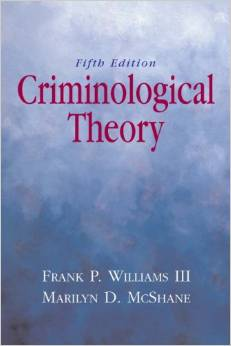 Test Bank for Criminological Theory 5th Edition Franklin P Williams III Download