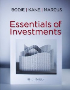Test Bank for Essentials of Investments, 9th Edition : Bodie